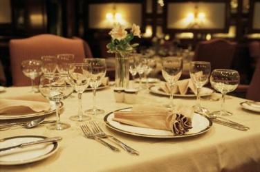 Luxury Fine Dining Restaurant 1