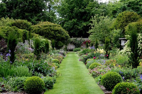 garden Lucknam Park