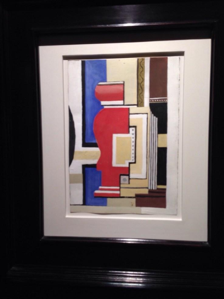 Léger Composition Masterpiece 2014
