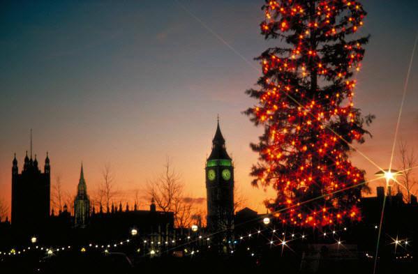 London Christmas Market - Barbican