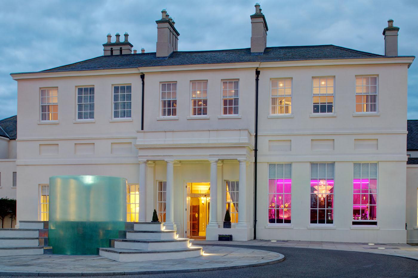 In Detail Spotlight Seaham Hall Hotel