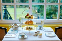 Royal Garden Hotel London Afternoon Tea At