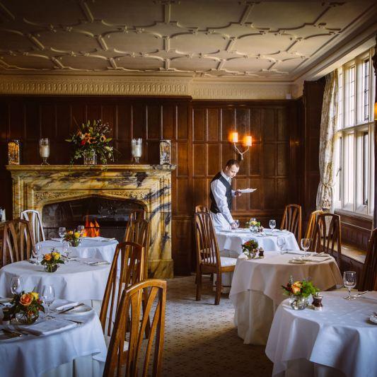 Gravetye Manor Dining