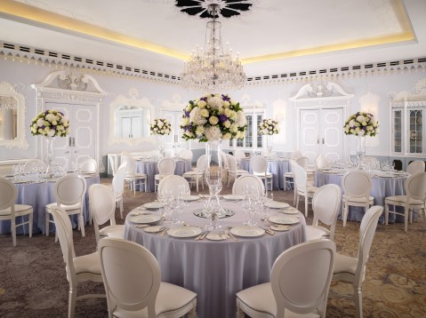 The Orchid Room at The Dorchester London (Dorchester Collection)