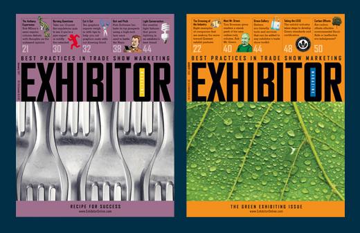 Example Magazine Covers