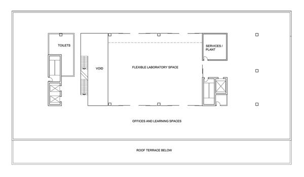 SWINBURN UNIVERSITY, ADVANCED MANUFACTURING CENTRE, entry