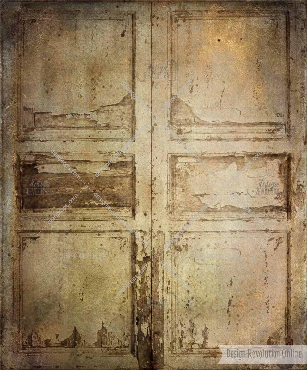 Antique Doors Backdrop