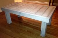 DIY Barn Wood Coffee Table Plans Wooden PDF wood spirit ...