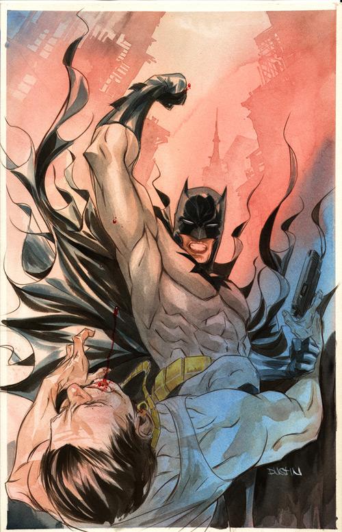 Batman Streets of Gotham 13 by duss005