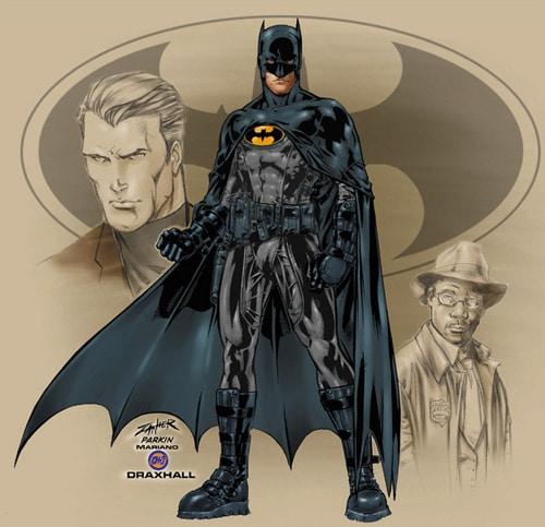 Batman by ChromeZephyr