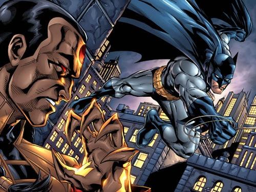 Batman pin-up by JPR04