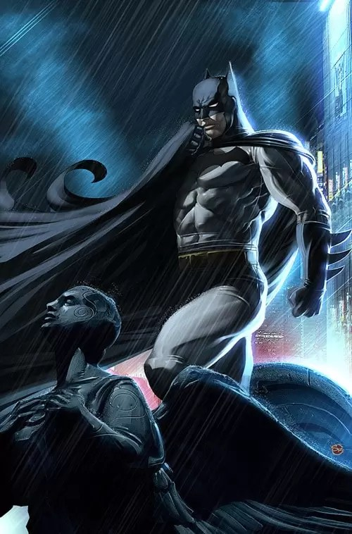 batman by Rennee
