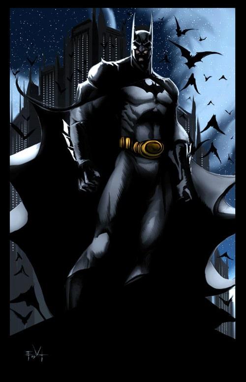 evl Batman Returns by ErikVonLehmann