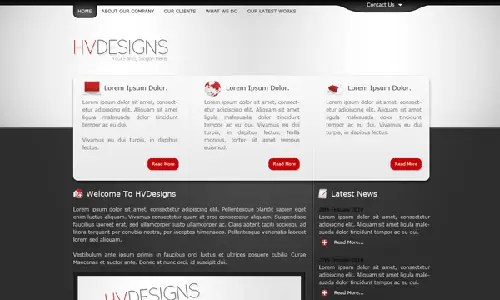 Business Layout #8