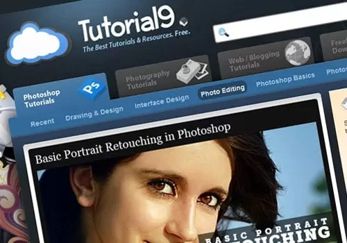 Basic Portrait Retouching in Photoshop