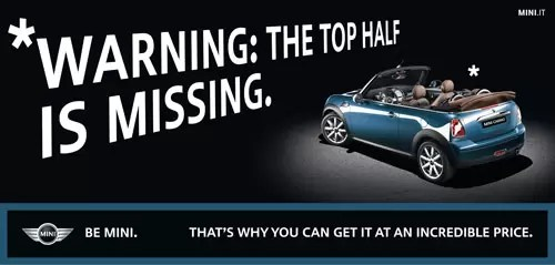 Car ads 40 Clever Automobile Advertisements  designrfixcom