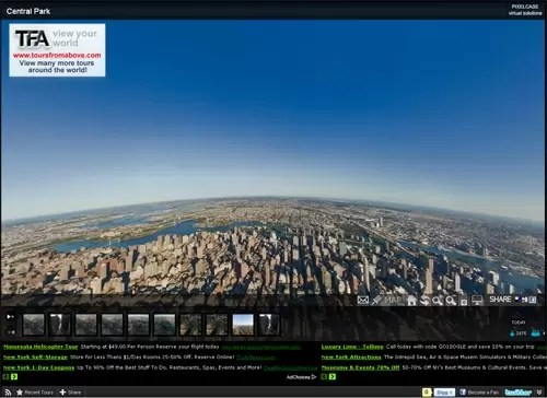 New York virtual tour