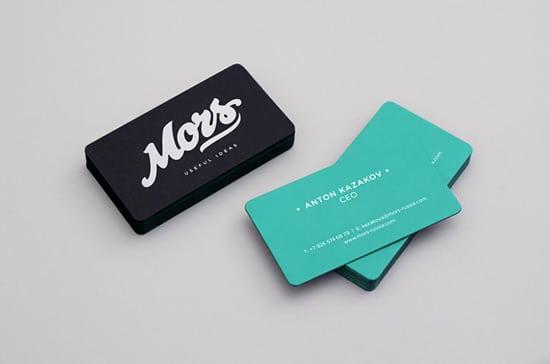 50 New Inspiring Business Card Designs Designrfix Com