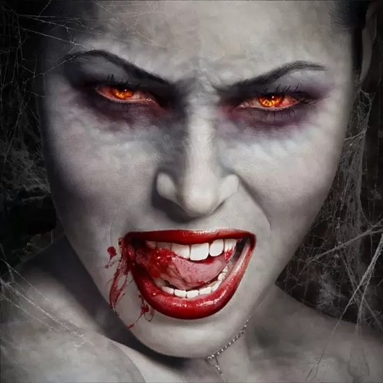 Zombie Girl 3d Wallpaper Master Photoshop Cs6 With These Awesome Tutorials