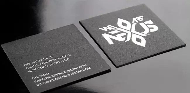 Awesome Examples Of Business Card Design
