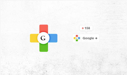 A Collection of Stylish Google Plus Icon for your Blog
