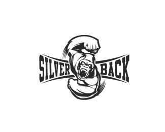 15 Mighty Gorilla Logo Design with Strong Concepts