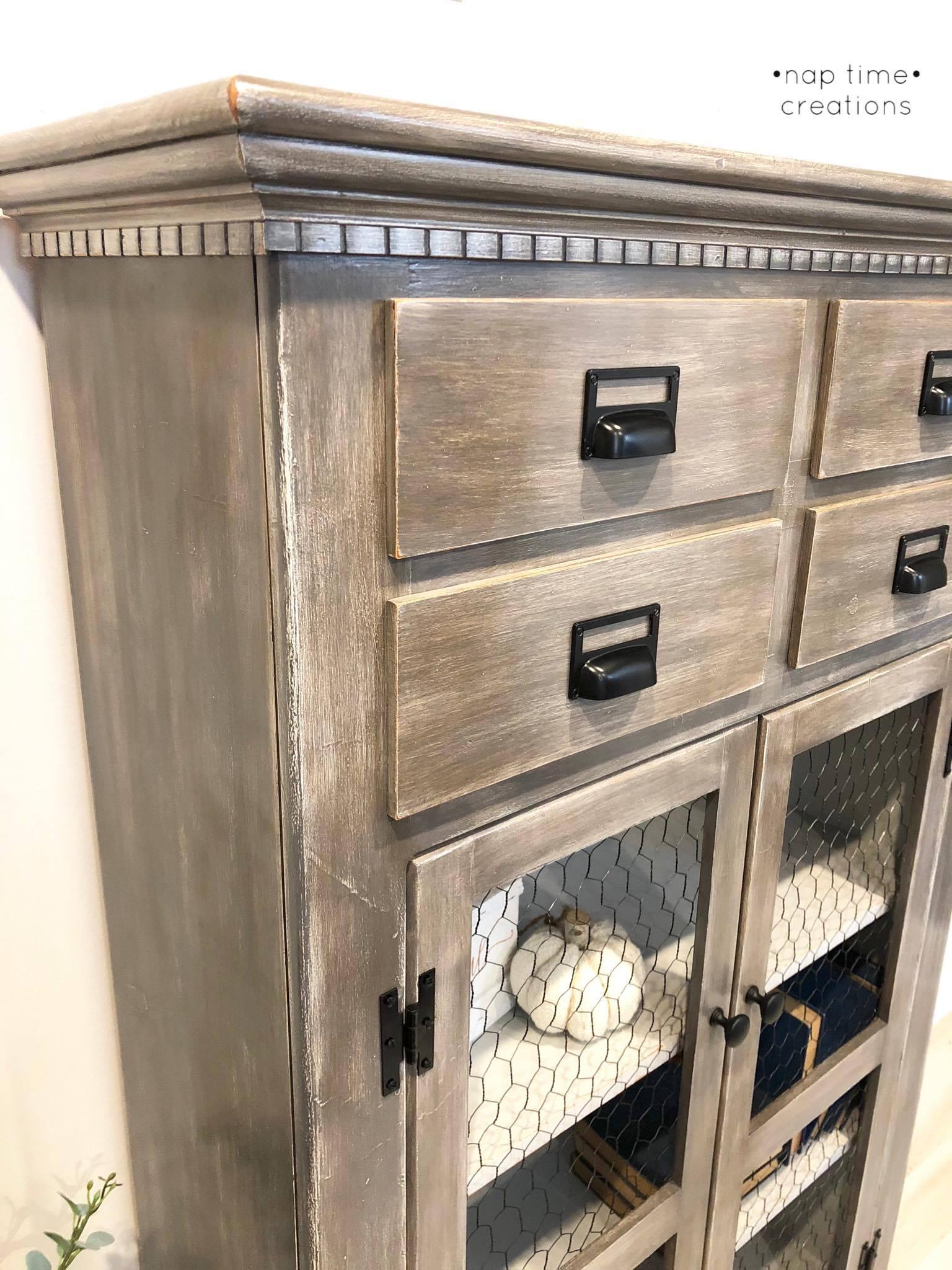 faux barn wood cabinet general