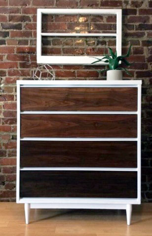 kitchen displays steamer ombre gel stained dresser | general finishes design center