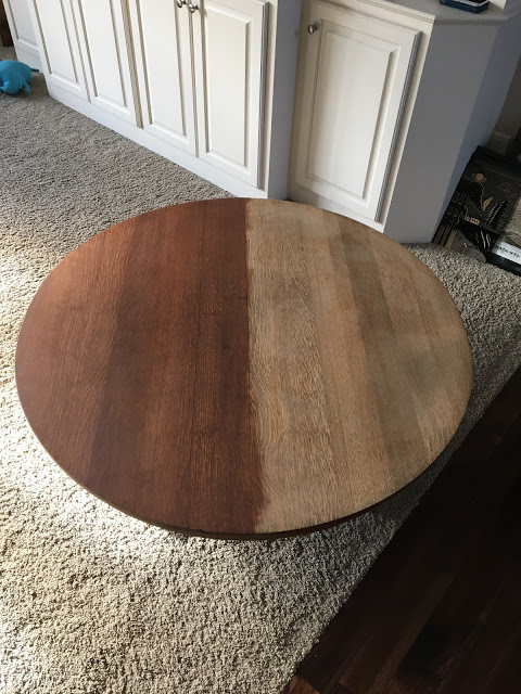 Awesome Table in Layers of Brown Mahogony  Java  General