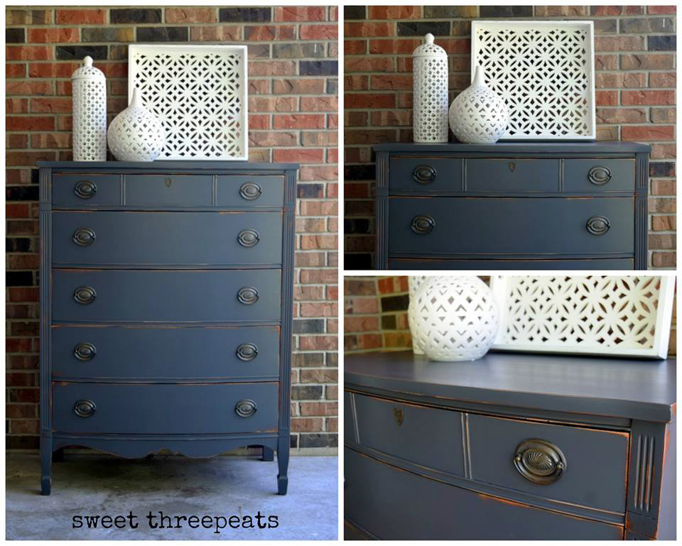 Queenstown Gray Dresser  General Finishes Design Center