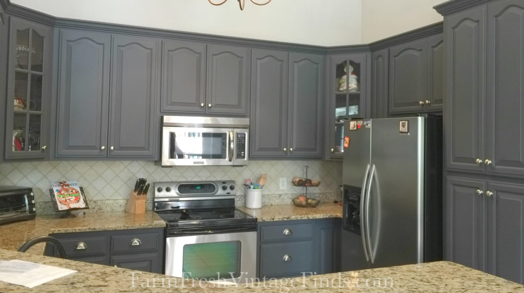 Queenstown Gray Milk Paint Kitchen Cabinets General Finishes