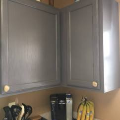 Driftwood Kitchen Cabinets Remodel Ideas In Milk Paint | General Finishes Design ...