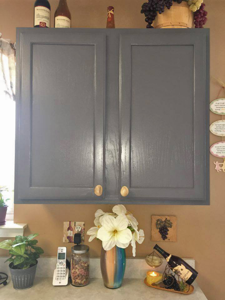 colors to paint kitchen cabinets rachael ray accessories in driftwood milk | general finishes design ...