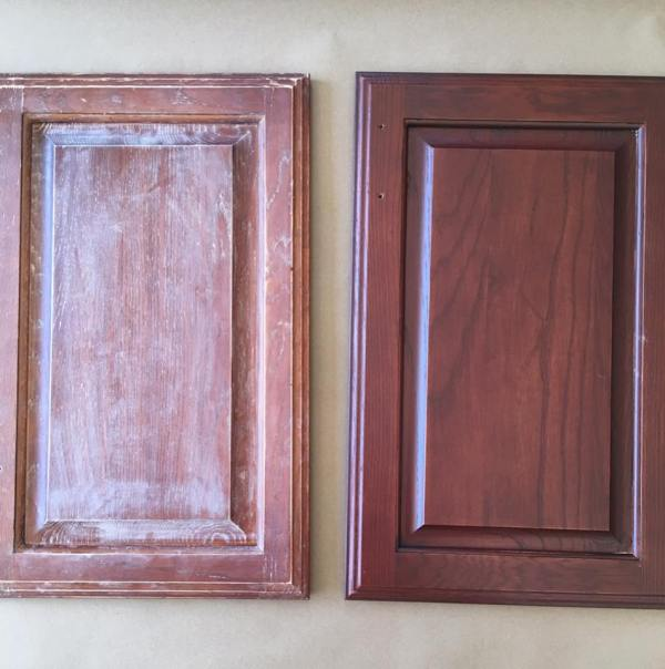 Black Cherry Water Based Wood Stain Cabinet General Finishes Design Center