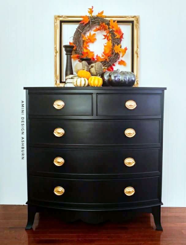 White Dresser And Chest