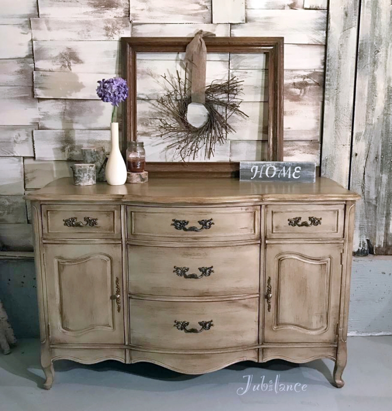 can i paint my kitchen cabinets small rugs van dyke brown glazed millstone dresser | general finishes ...