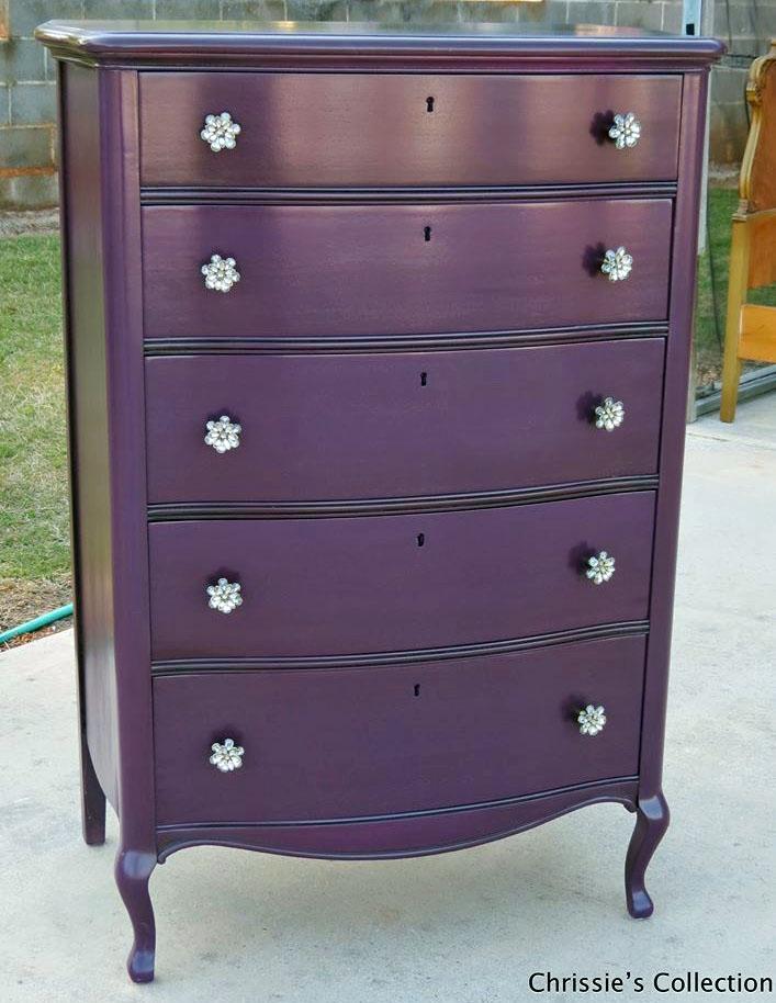 Purple Dresser ~ BestDressers 2017