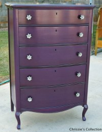Purple Dresser ~ BestDressers 2017