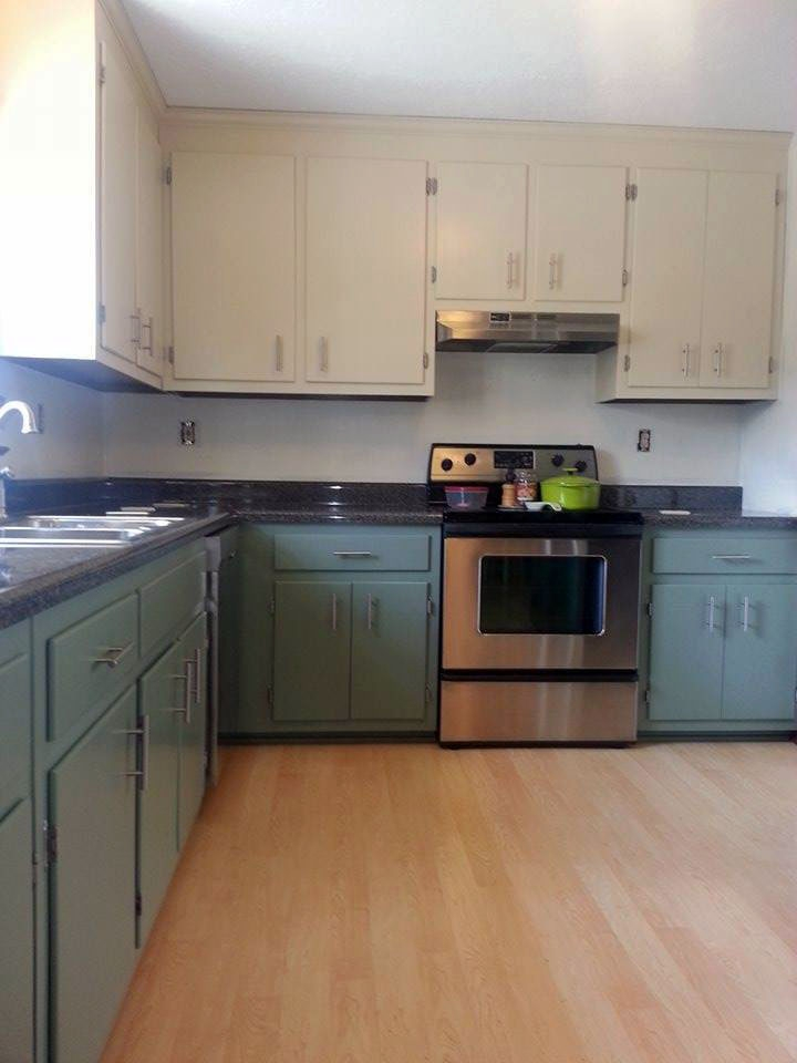 Linen And Basil Kitchen Cabinets General Finishes Design Center