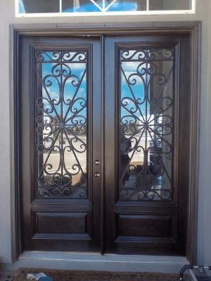 Exterior Wood Door Stain