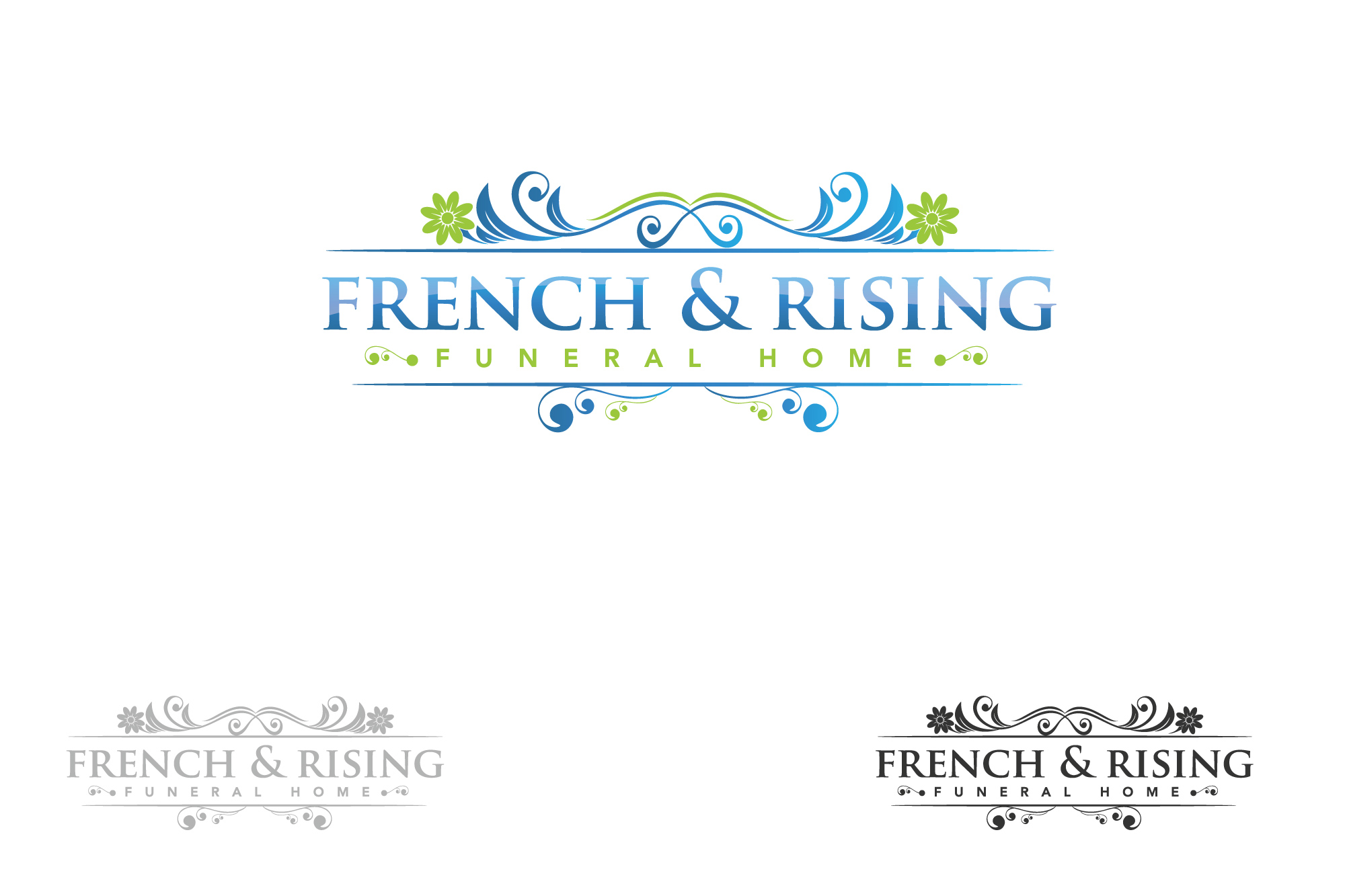 Check Out This Design For French And Rising Funeral Home By