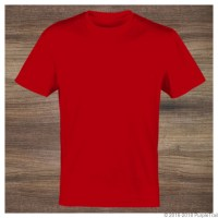 Design Your Own T-Shirt - Red | Custom T-Shirts