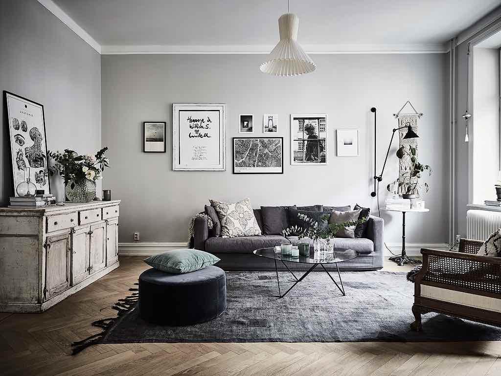 Gemtliche Wohnung im Vintage Stilmix  Designs2love