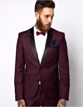 handsome-one-button-font-b-burgundy-b-font-groom-tuxedos-groomsmen-font-b-men-s-b