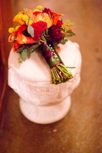 bridal bouquet designed by geneva, illinois florist