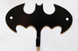metal batman wall hooks, batman wall art
