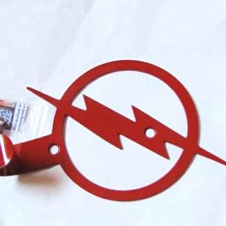 metal flash wall hooks, the flash wall art