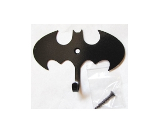batman metal wall hook superhero hook