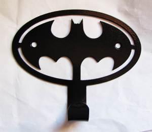 metal batman wall hooks, towel hook, coat hook