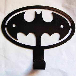 metal batman wall hooks, towel hook, coat hook
